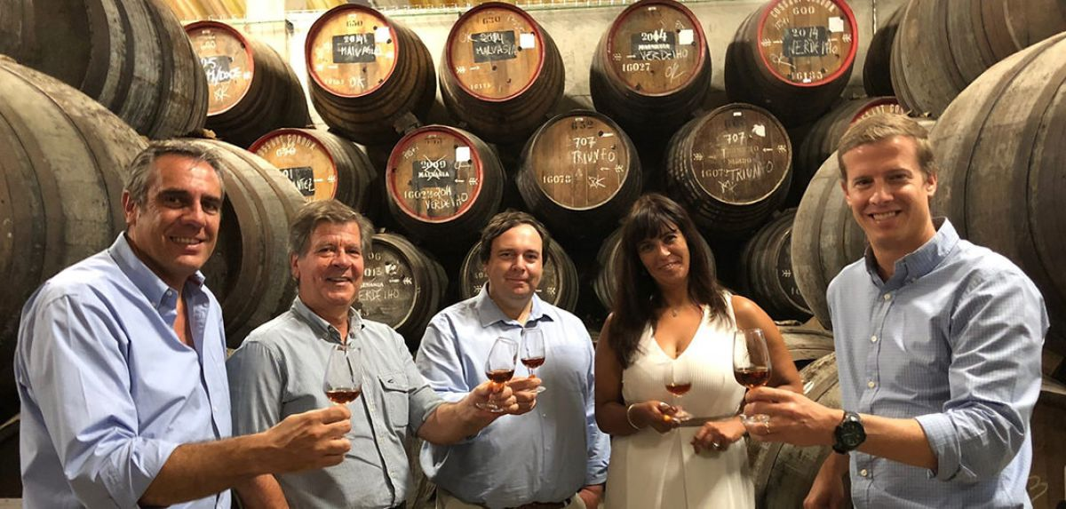 Madeira Wine Company Commercial Team